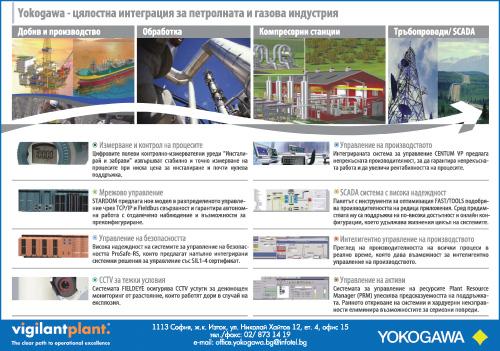 Йокогава България - клон България