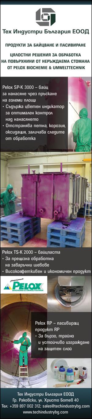 Тех Индустри България