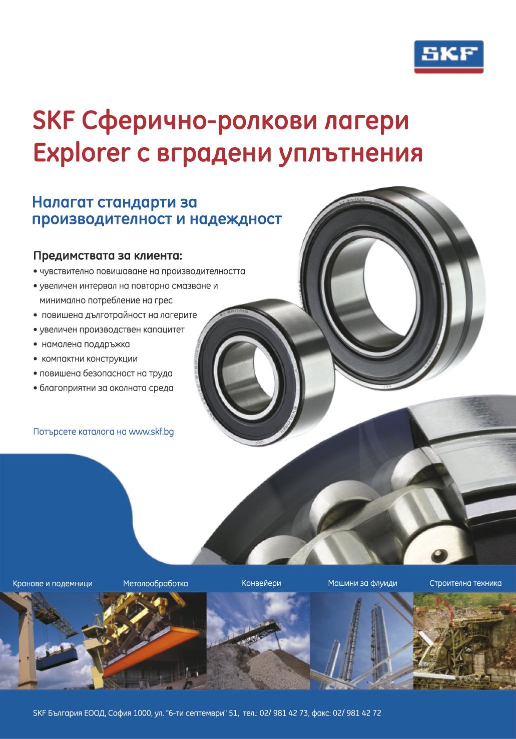 СКФ България