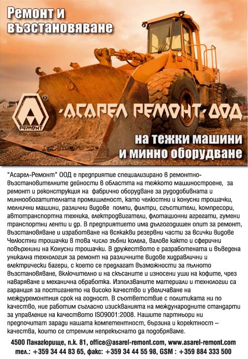 Асарел Ремонт