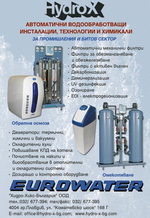 Хидро-Хикс-България