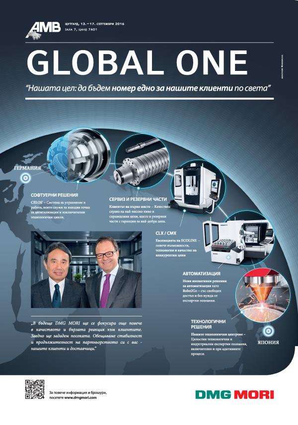 DMG Europe Holding