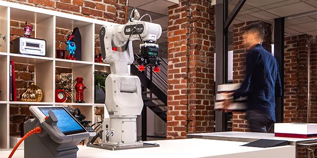 Коботи АББ – автоматизация, движеща бъдещето на производствения сектор