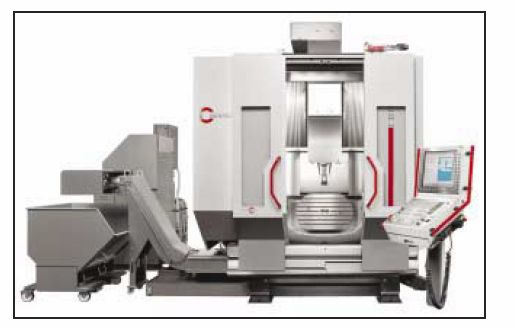 Универсален високо производителен обработващ център Hermle C 32 U dynamic