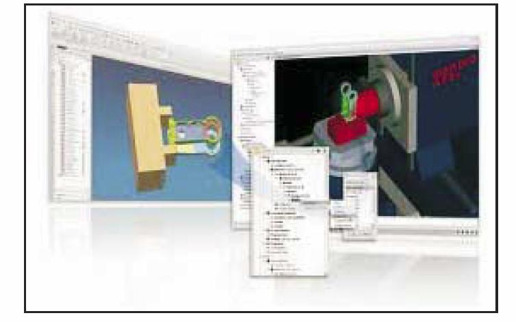 CAM система SIEMENS NX CAM за управление на CNC