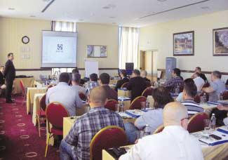 Енсис организира конференция VAPOR CORE 2013