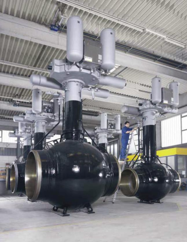Проектираме около 100 км газопроводи в България към момента