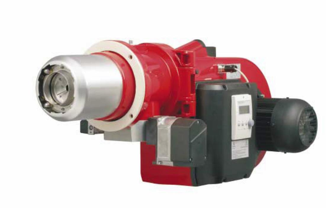 Газовите горелки на Weishaupt гарантират висока ефективност и ниски вредни емисии
