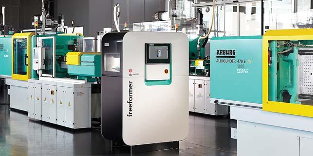 Иновативни машини и технологии за преработка на пластмаси от Arburg