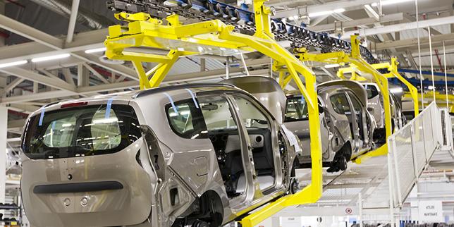 България заема челно място по привлекателност за автомобилната индустрия