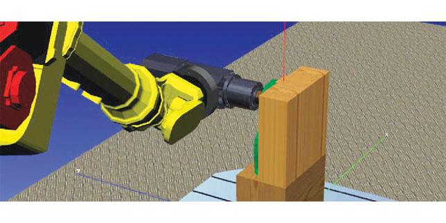 Рапид Прогрес: Eureka Robot комбинира гъвкавостта на 6-осев промишлен робот с надеждната технология на машинен център с ЦПУ