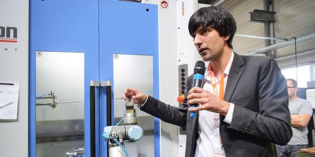 Бъдещето е в колаборацията между хора и роботи за по-ефективни производствени процеси