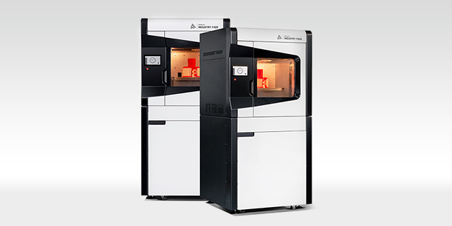 Новото технологично бижу - индустриален принтер F420