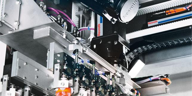 Монтажната и линейна техника на Bosch Rexroth предлага множество решения, които отговарят на високите изисквания за хигиена