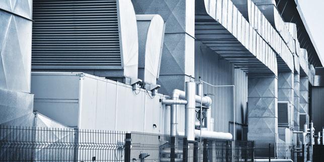 Машини и материали за производство на въздуховоди