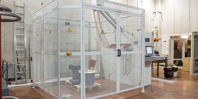 Контролерите PFC200 на WAGO - в сърцето на нестандартна уредба на Сивико за изпитване и сертифициране на кабели