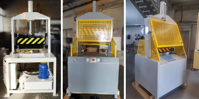 Нови машини за каучуковата промишленост – безопасни и съответстващи на европейските стандарти