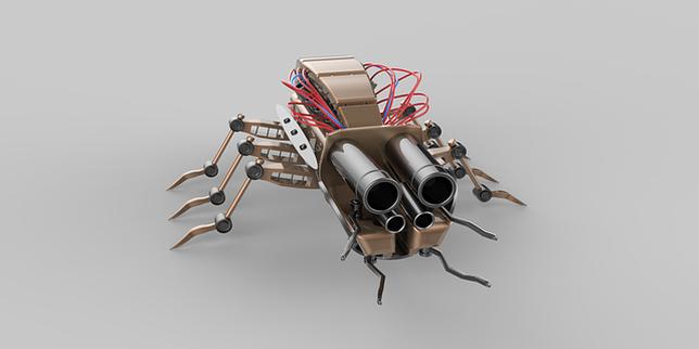 BEAM – природа и естетика с привкус на роботика?
