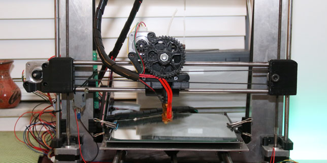 3D принтиране в автомобилостроенето