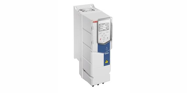 Продуктовата гама на честотните инвертори от АББ с изключително ниско ниво на хармоници се разширява до водния сегмент