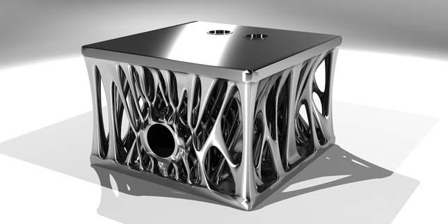 БиЕмДжи Дейта: Shape Generator предоставя на потребителите възможността да използват генеративен дизайн в средата на своя CAD продукт