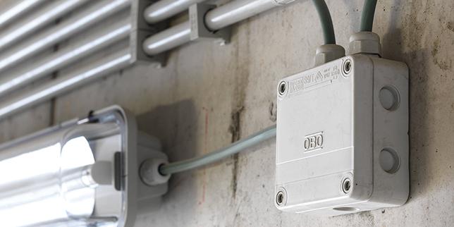 VBS - Свързващи и укрепващи системи ОБО Беттерманн