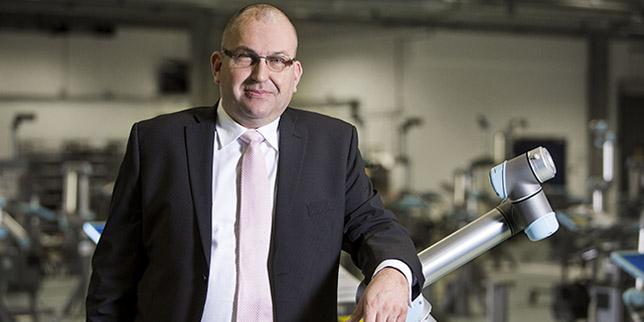 Universal Robots, Славой Мусилек: Пазарът в региона е с висок потенциал