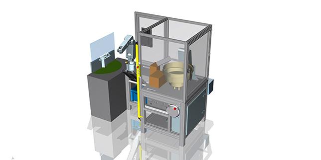 Нови успехи на Ехнатон в проекти за роботизация и машинно зрение през 2020 г.