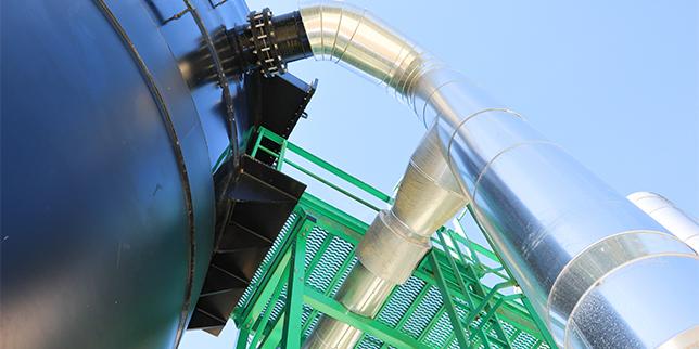 ОВК системи в инсталации за третиране на отпадъчни води