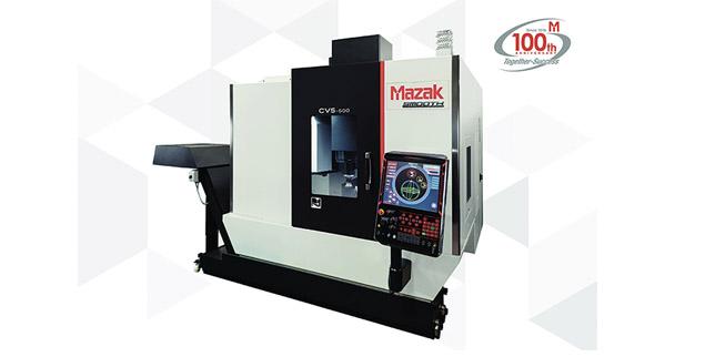 Мазак стартира производство на нова базова машина за едновременни 5-осни обработки