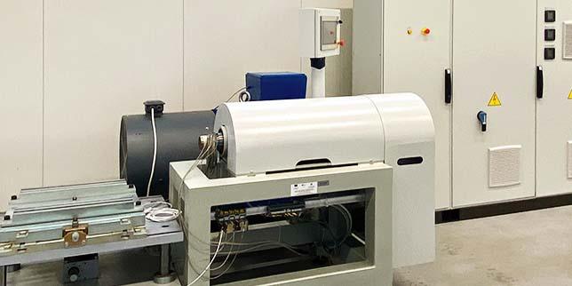 Стендове за тестване на честотни конвертори и електродвигатели