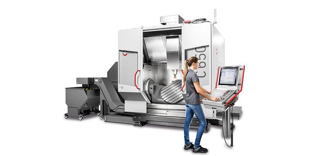 Обработващ център HERMLE C 650 разширява серията Performance-Line