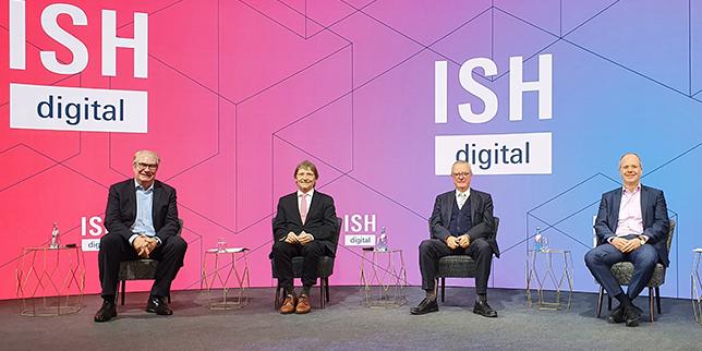 Световният бранд ISH digital събира ОВиК сектора в онлайн пространството