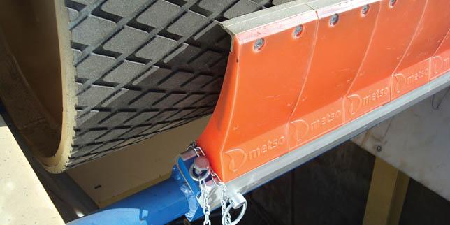 За керамичната индустрия предлагаме висококачествени транспортни ленти съобразени със спецификата на производството