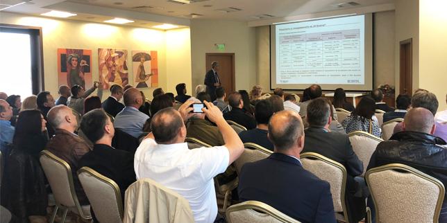 Lean Road Show 2018 събра над 100 души от 80 компании в София, Пловдив и Варна