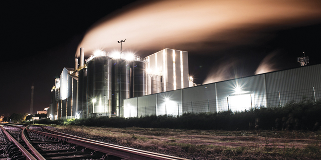 Осветление при високи температури на работната среда