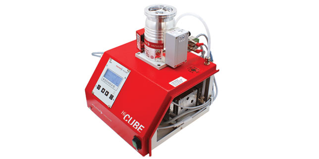 Продуктите на Pfeiffer Vacuum се отличават с изключителна стабилност и дълготрайност на експлоатация