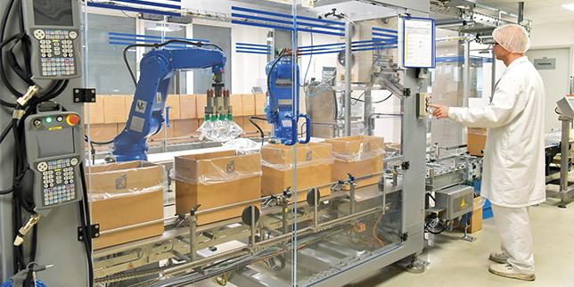 Industry 4.0 технологии за чисти стаи