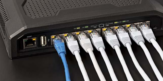 Кабели за захранване по Ethernet