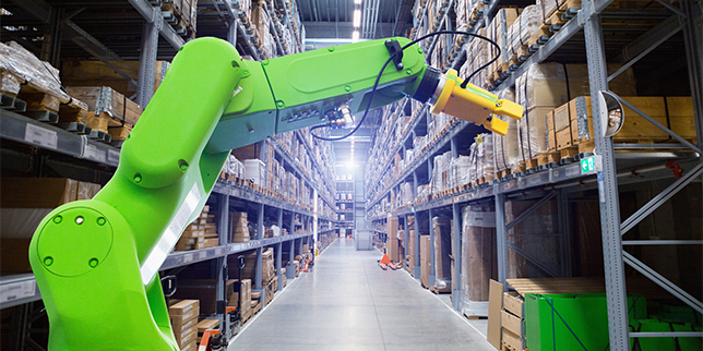 Роботизирани складови системи