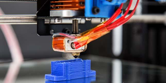 Особености на материалите за 3D печат
