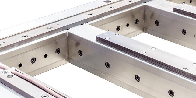 Матрици и инструменти за машини за леене под налягане