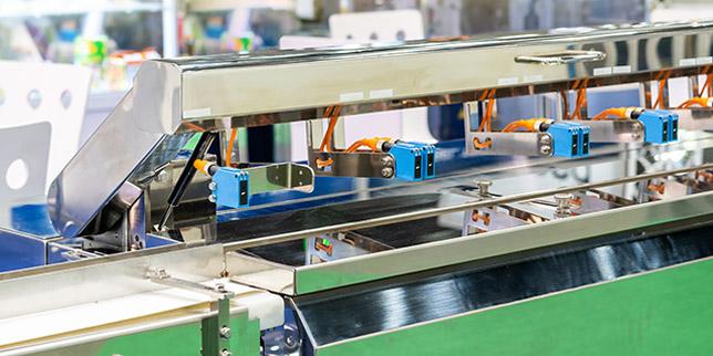 Лазерни сензори в индустрията