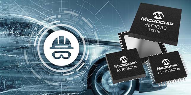 Microchip представи две нови фамилии микроконтролери