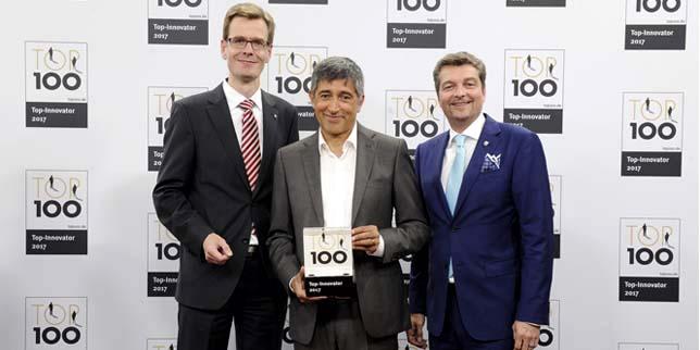 Weidmueller получи награда за иновативен мениджмънт