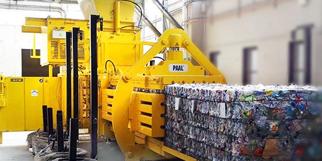 Пълна гама оборудване за рециклиране на пластмаса от AUWA