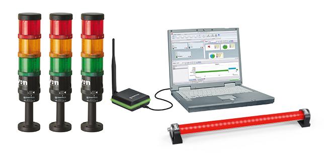 Съвременно осветление за качествения контрол и дистанционен мониторинг на филтри