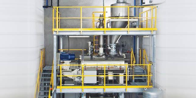 АМЗ доставя суровини и миксиращи системи за керамичната индустрия