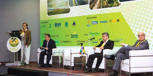 Европейският минен бизнес форум поставя акцент на инвестициите като гаранция за устойчиво развитие