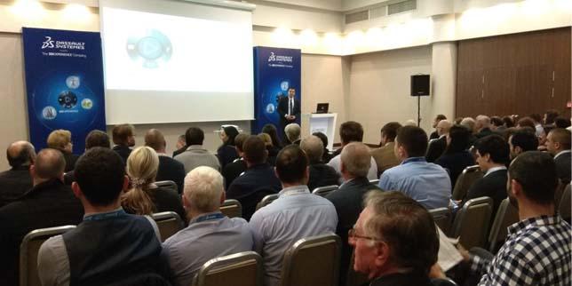 Dassault Systеmes представи визията си за Industry 4.0 на семинар за 3DEXPERIENCE